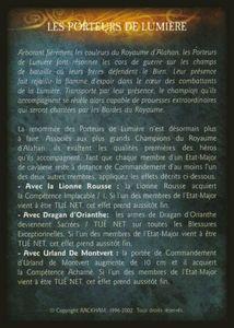Porte Etendard sur Destrier - les_porteurs_de_lumiere