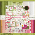 Freebie collab kit - escale sorbet