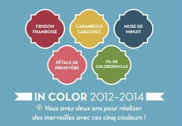 IN COLOR 2012