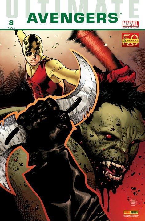 ultimate avengers 08