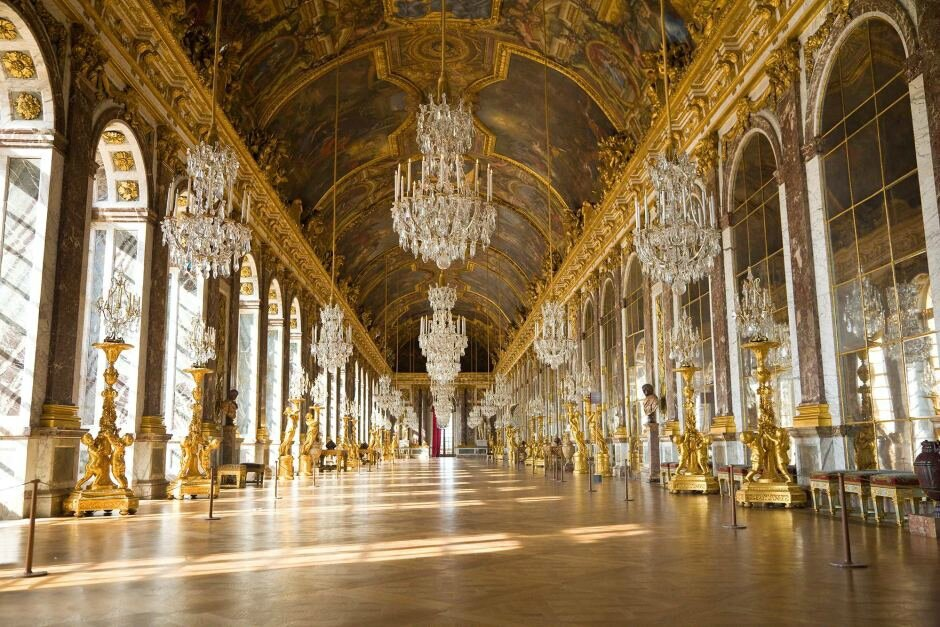 Power, passion and the palace: Versailles at the	NGA this summer
