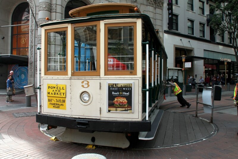 7 cable car