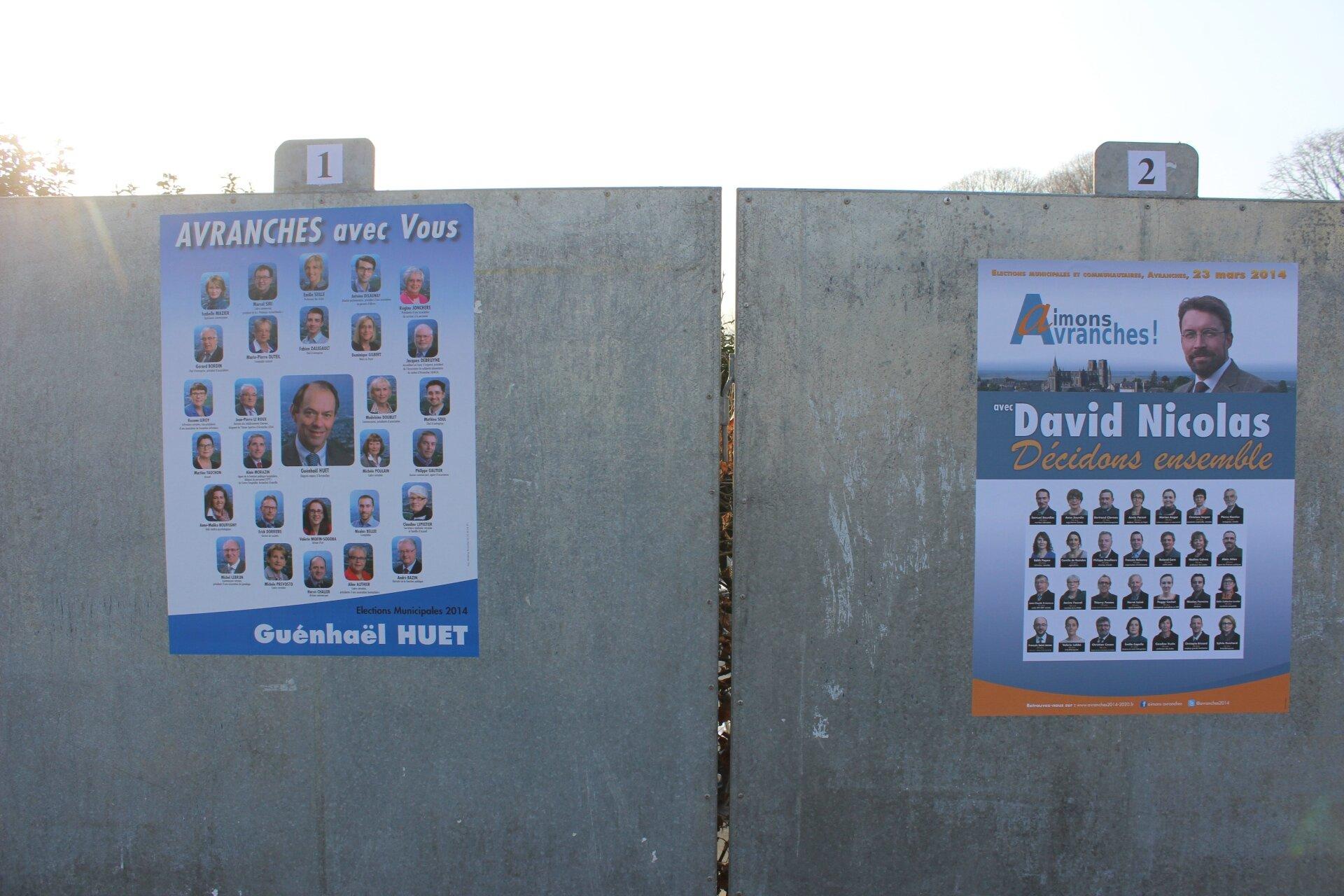 Ouverture de la campagne officielle du 1er tour des lections municipales s - Heure ouverture alinea ...