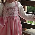 Ella's dress tissus coupons de saint pierre 7