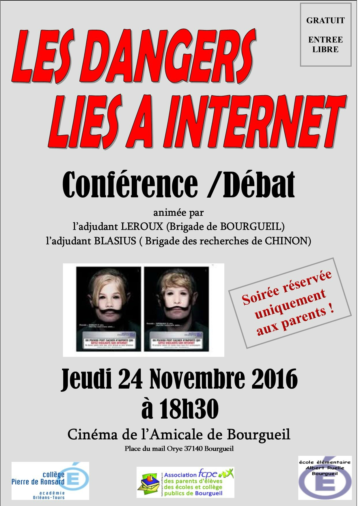 les dangers li s internet conf rence d bat jeudi 24 novembre 2016 18h30 association. Black Bedroom Furniture Sets. Home Design Ideas