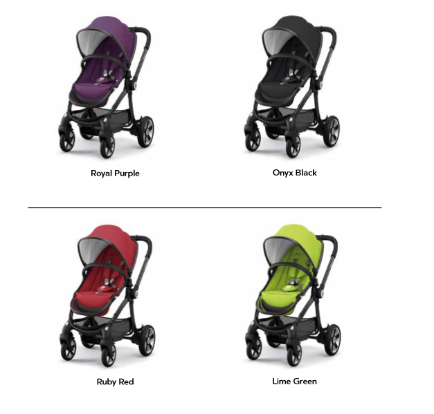coloris evostar kiddy