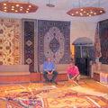 Présentation de magnifiques tapis par SEMIH
