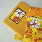 pochette carnet jaune2