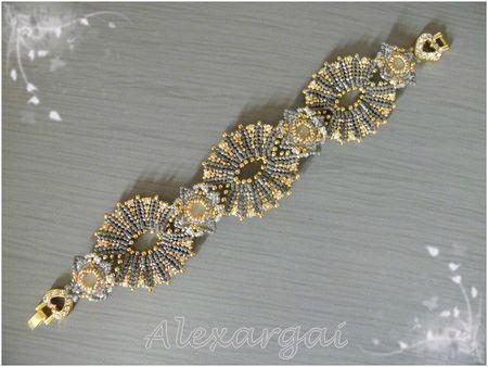 Bracelet Soleïade
