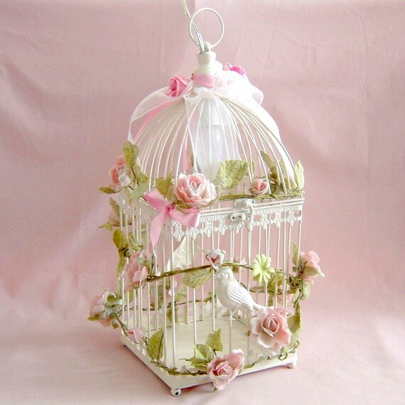 luminaires lustre cage shabby chic 3112677 dsc02051 56a1f 570x0 photo de shabby chic une. Black Bedroom Furniture Sets. Home Design Ideas