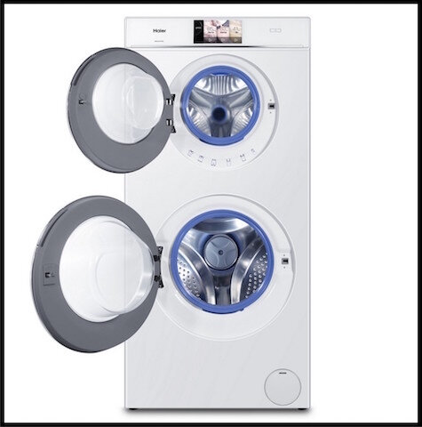 haier duo dry 2