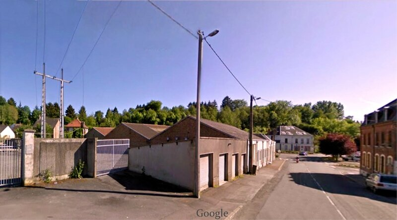 FOURMIES - La Rue de Glageon
