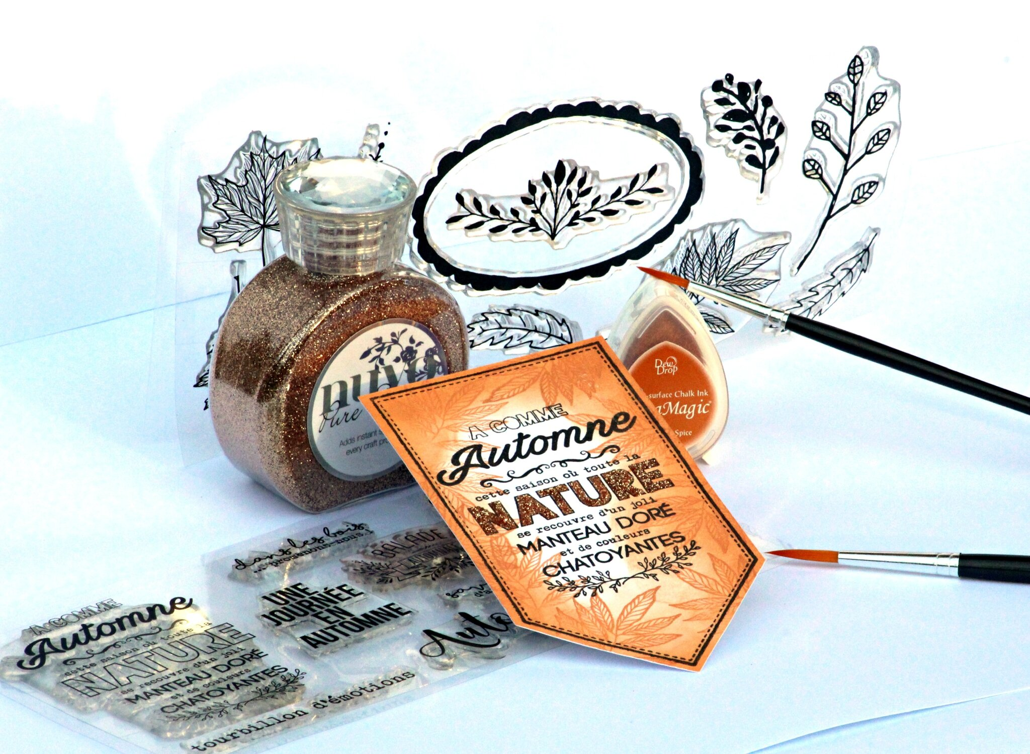 atelier marque page