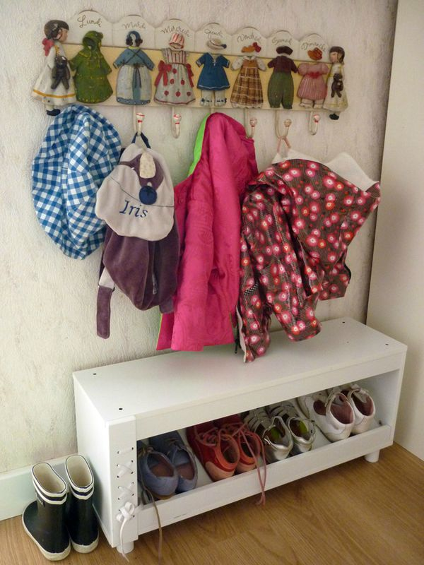 Montessori la maison something beautiful - Comment ranger son armoire a linge ...