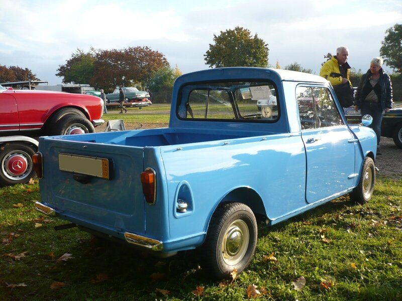 MINI 850 pick-up 1970 Mannheim (2)