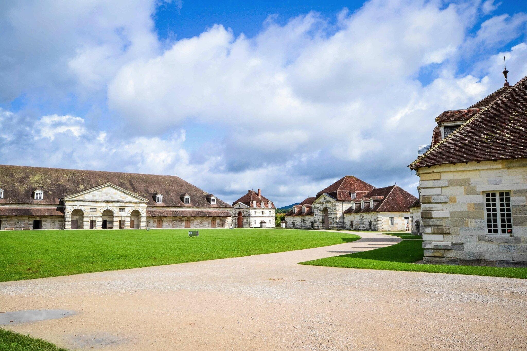 La Saline Royale d'Arc-et-Senans