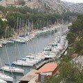 CASSIS : Calanque de Port Miou