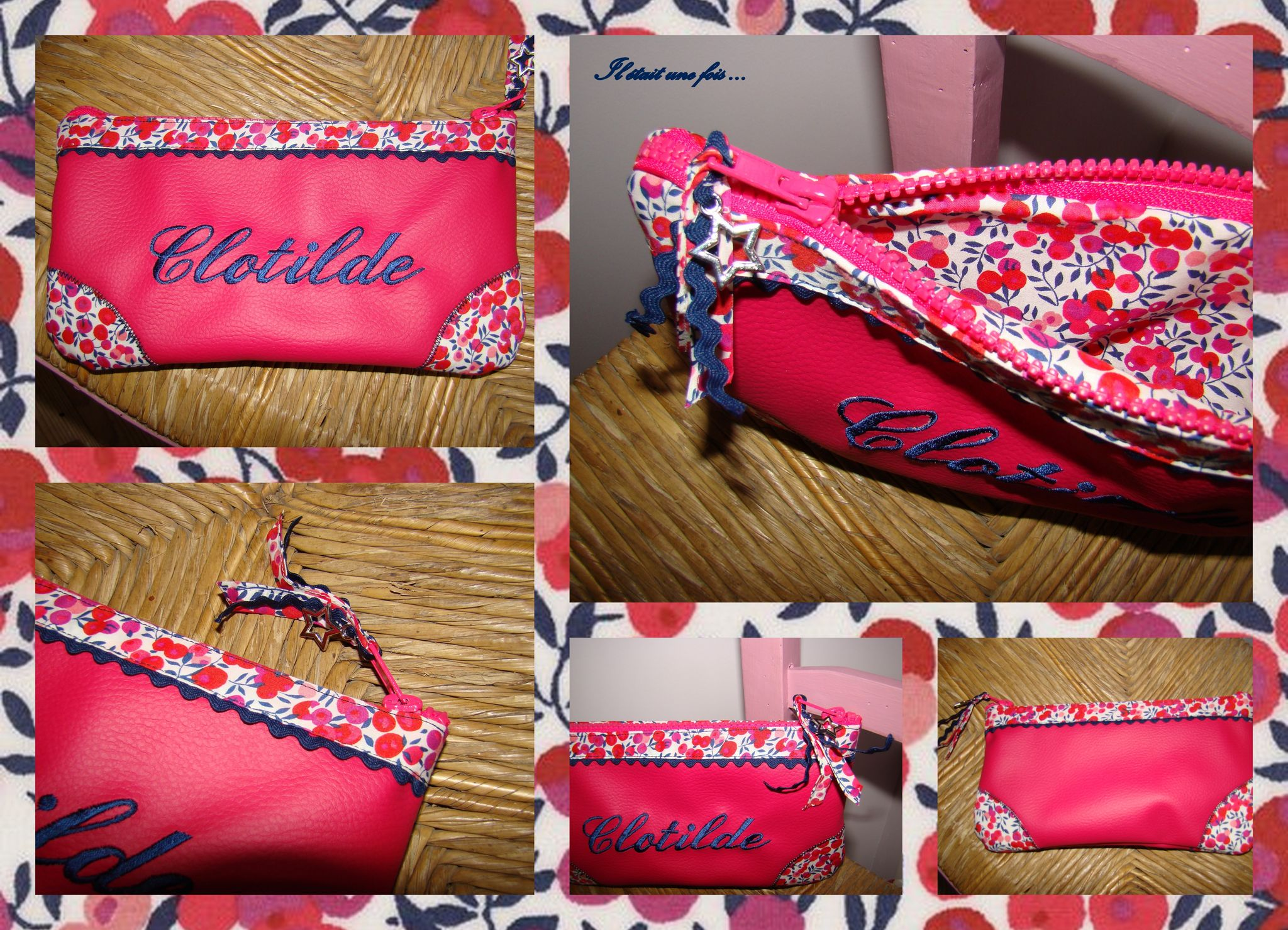 Trousse Clotilde