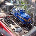 Meitetsu locomotive 602