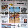ARTICLES DE PRESSE