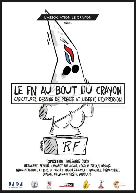Affiche FnCrayon