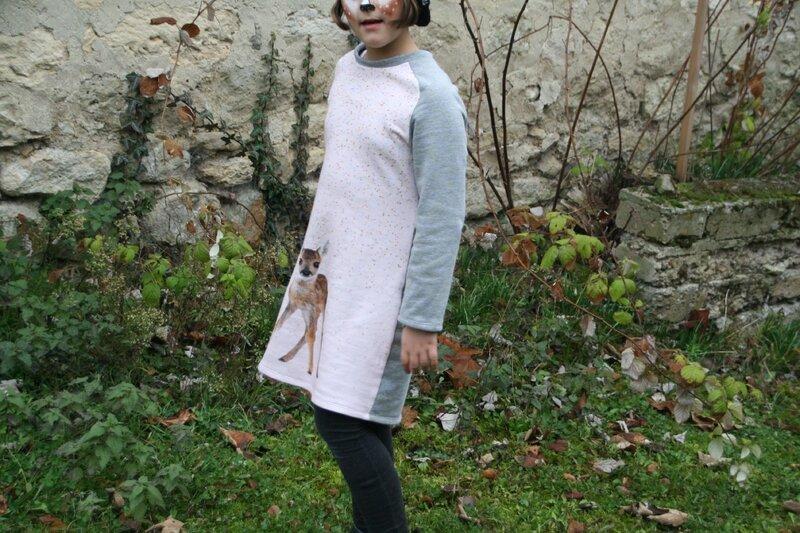 robe faon 041