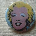 badge marilyn