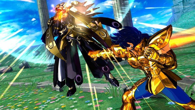 saint seiya ikki du lion elysion