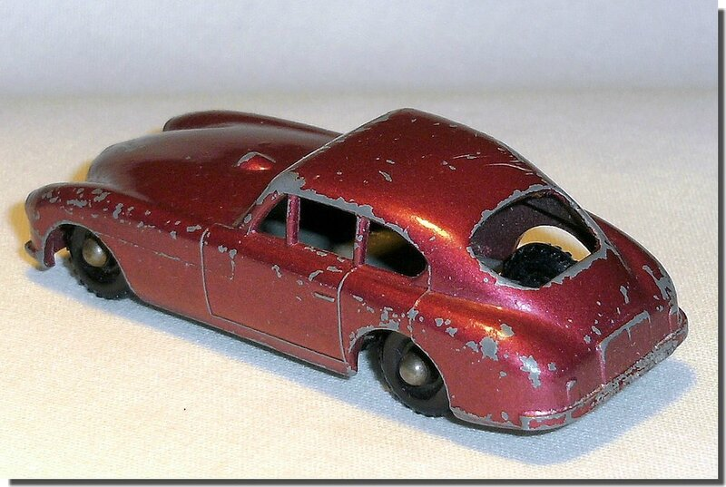 53 A Lesney Matchbox Aston Martin 02