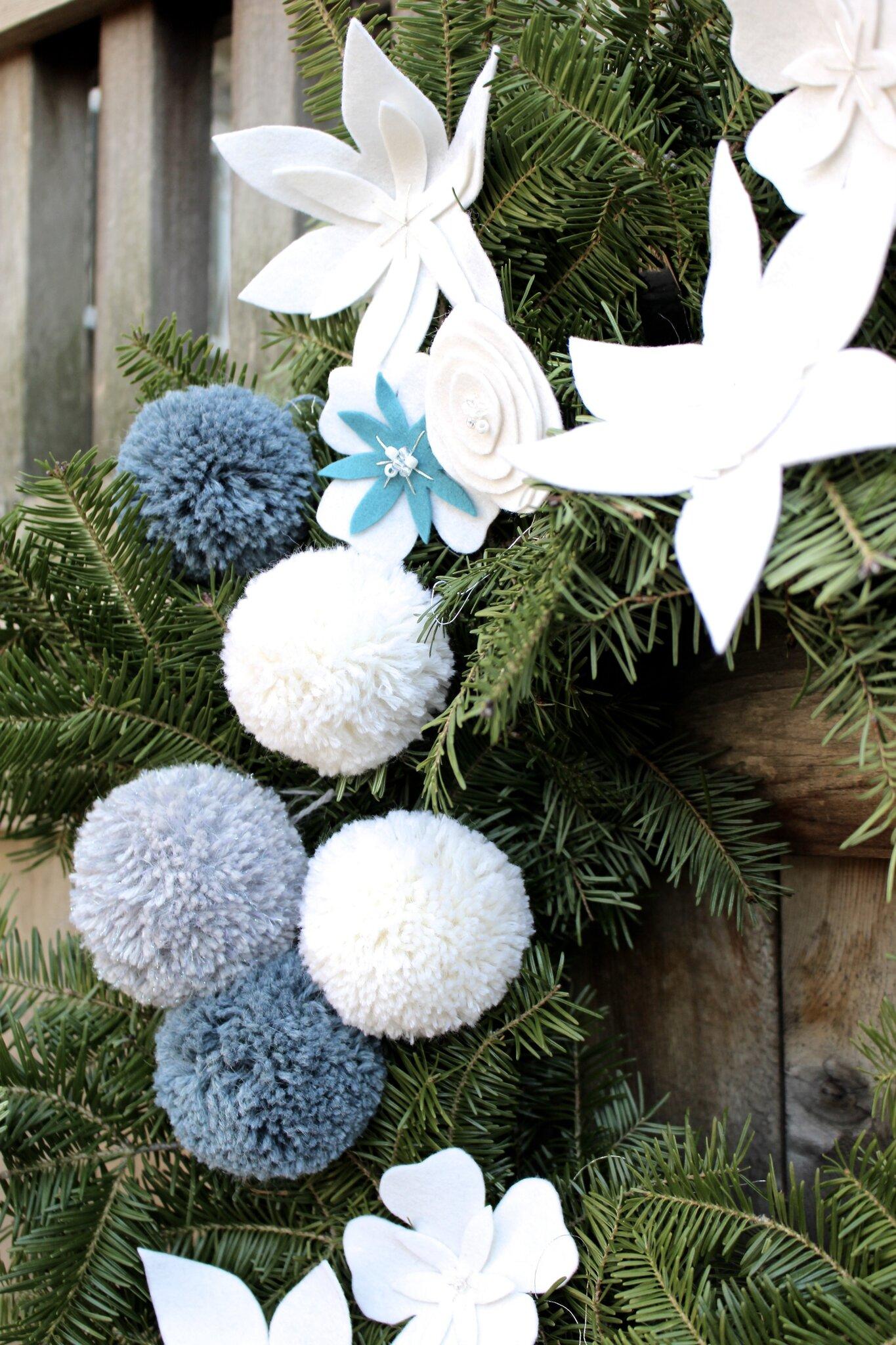 Couronne Noël 2014