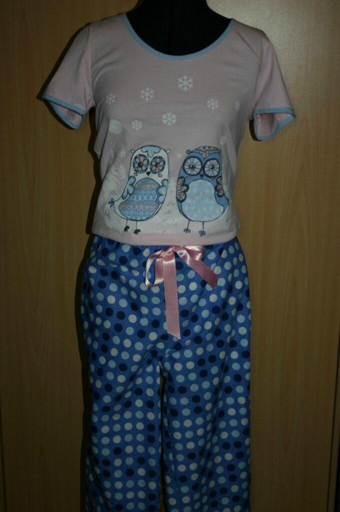 pyjama bleu 010