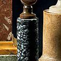 Buste de femme à l'antique. agate à six couches. fin du xviiie siècle