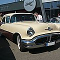 OLDSMOBILE 88 4door Sedan 1956 Sinsheim (1)