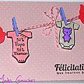 carte de naissance fille 2 bodies