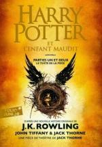 Harry Potter et l'enfant maudit couv