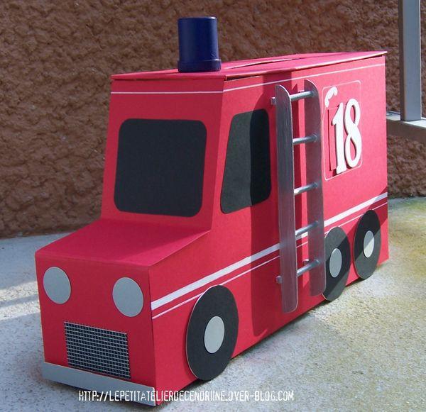urne camion pompier 1