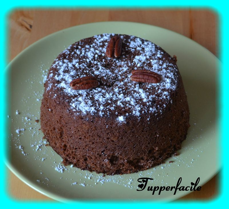 Micro Cook Tup Cakes Recette