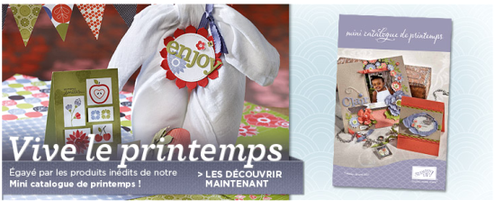 catalogue printemps 1012