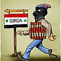 Hommage aux pays assassinés: palestine liban lybie syrie….