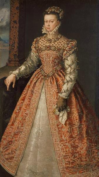 Isabella von Valois (Kunsthistorisches museum)