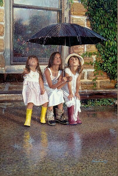 rain - summer rain - steve hanks