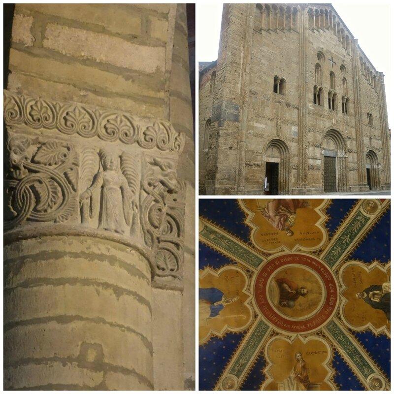 Basilique San Michele - Pavie