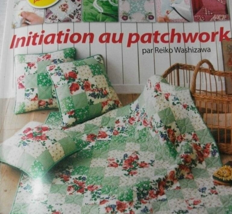 photo livre patch