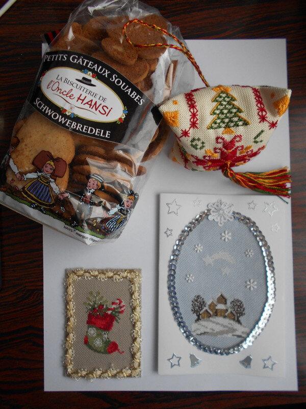 Noël chez Titemag pour Marieline Esteve