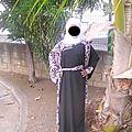Une abaya pour le djalsa de moinaecha