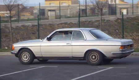 Mercedes230CEprof