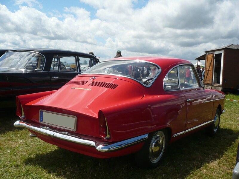 NSU Sport Prinz coupé 1965 Eutingen (2)