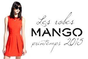 Mango robes printemps 2015 2