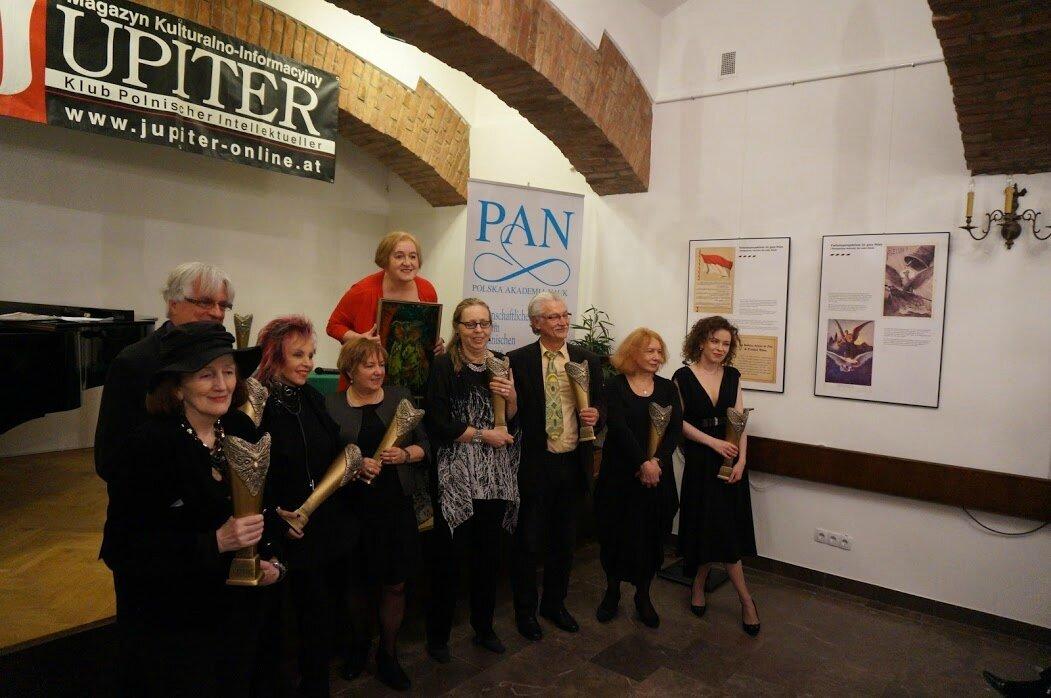 Laureatki polonijnych Oskarów czyli Złotych Sów z Francji