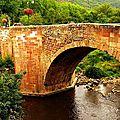 vieux pont a Carcasonne !